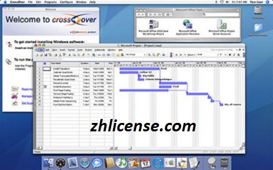 CrossOver Mac 21.0. Crack With Activation Code Free Download
