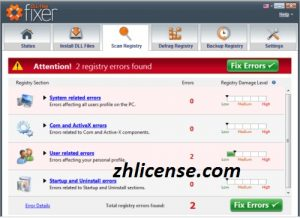 DLL Files Fixer Crack With License Key Free Download 2021