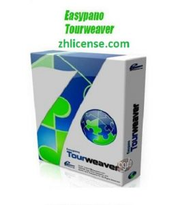 Easypano Tourweaver Professional v7 Crack With License Key