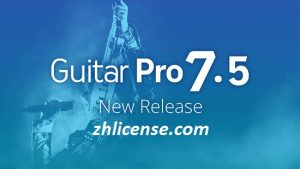 Guitar Pro Crack With License Key Free Download 2021