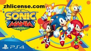 Sonic Mania PC Crack With Full Torrent Download 2021