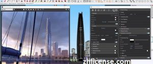 V-Ray SketchUp Crack With License Key Free Download [2021]