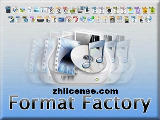 Format Factory 5.7.5.0 Crack with Full Serial Key Latest Version 2021