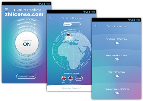 F-Secure Freedome VPN 2.43.809.0 Crack Free Download 2022