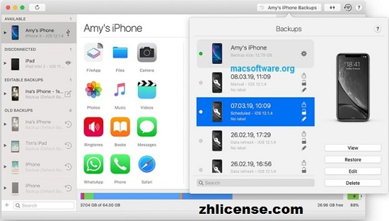 iMazing 2.14.4 Crack With License Key Download (Mac-Win)